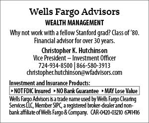 Ad for Wells Fargo Advisors