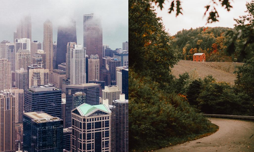 The Urban-Rural Divide