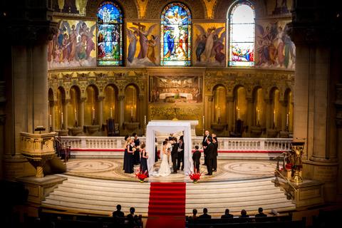 At Memorial Church, Weddings are Down but Diversity Is Up