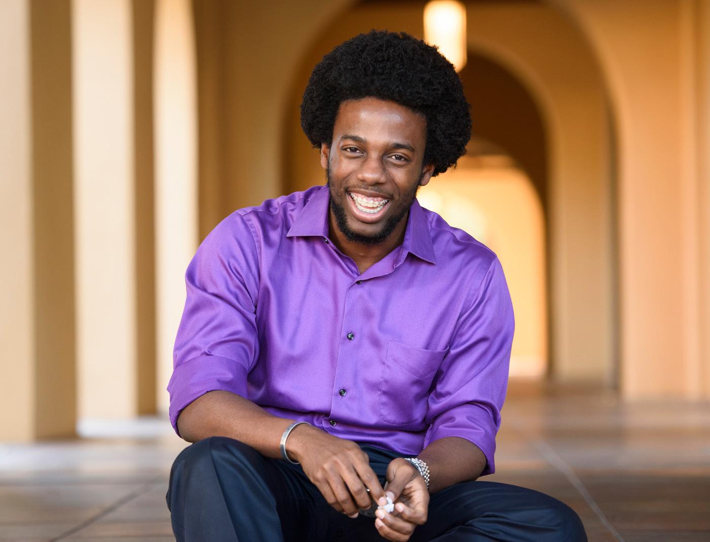 Meet Our Young Alum Rhodes Scholar