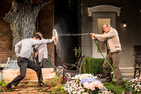 'Destiny of Desire,' 'Native Gardens' Take the Stage