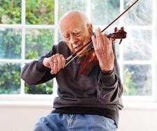 Musical, Medical Centenarian