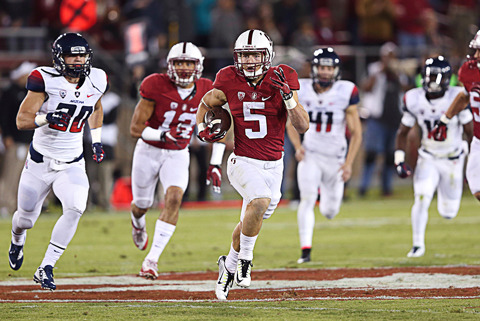 The Unabashed, Unapologetically Partisan Case for Christian McCaffrey