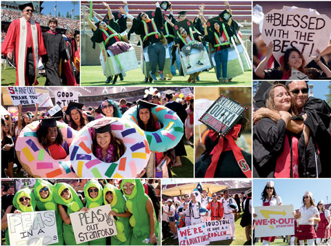 Commencement 2016: Walks, Talks and Thanks