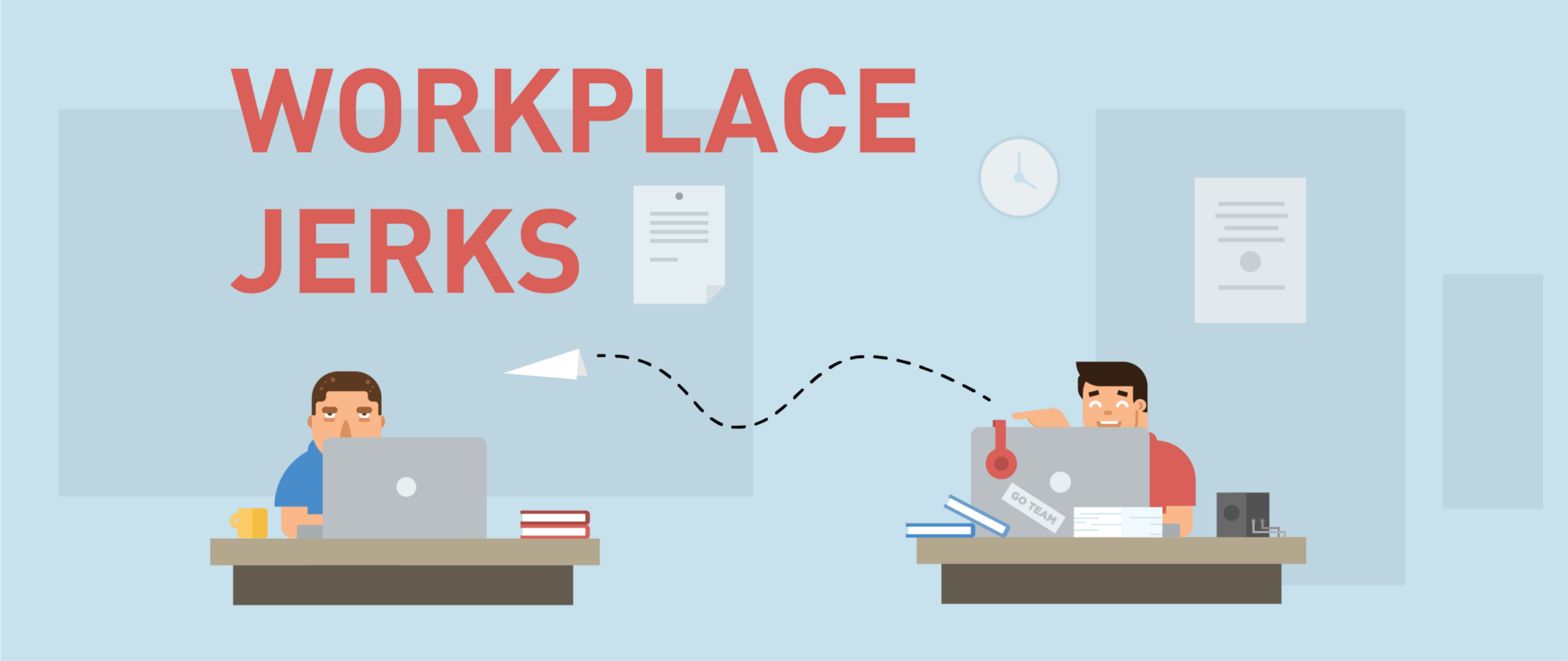 How to Deal with Jerks at Work