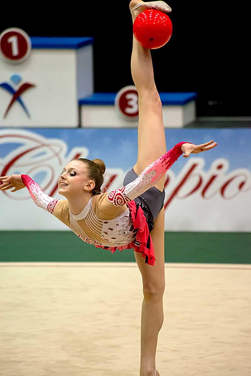 'I Never Became an Olympian'