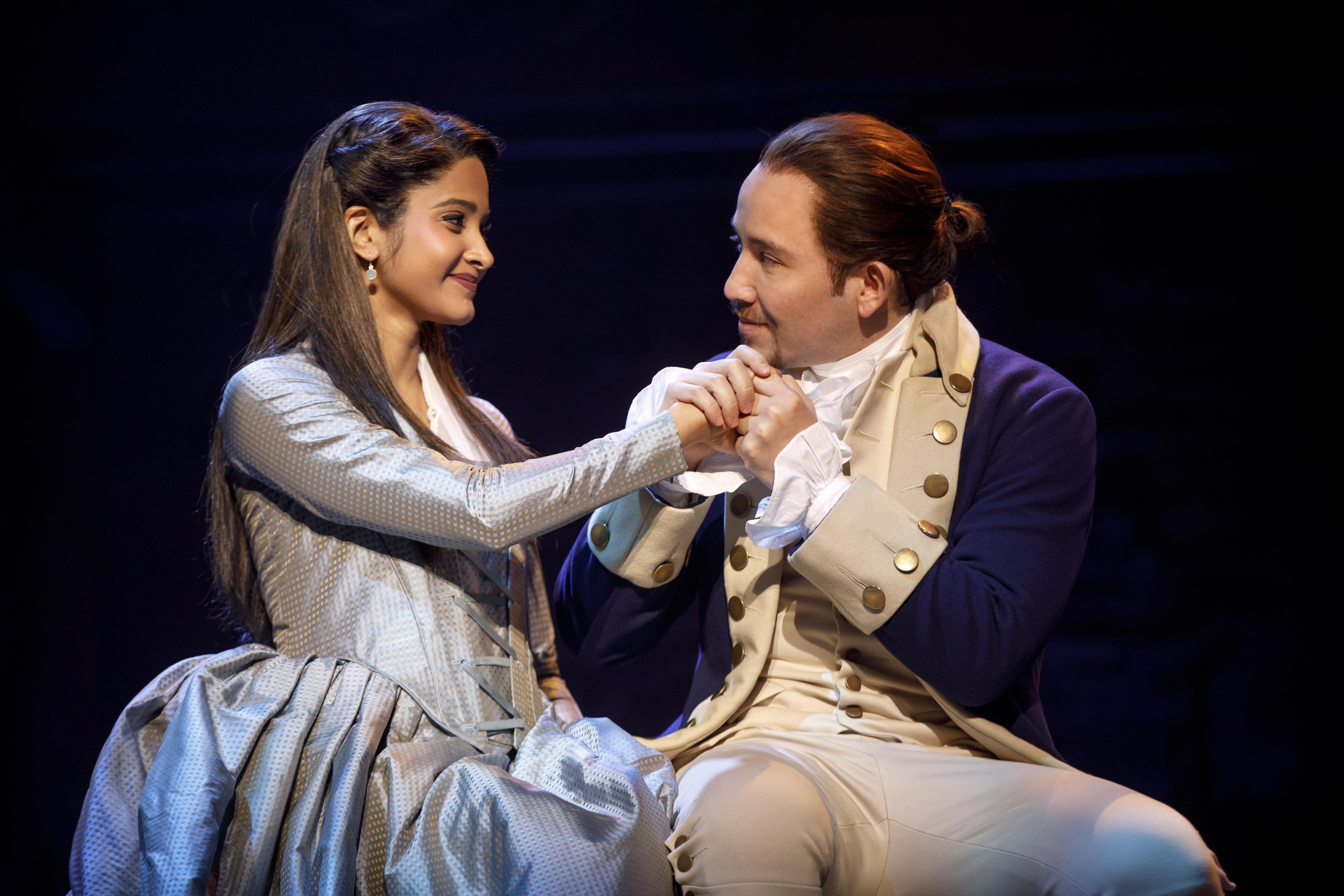 'Hamilton': The Class