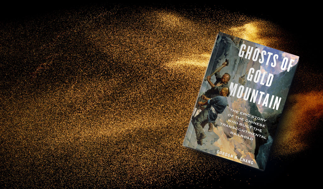 Book Review: Ghosts of Gold Mountain