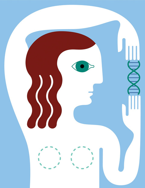 Doctors Aren't Using Genetic Testing to Inform Breast Cancer