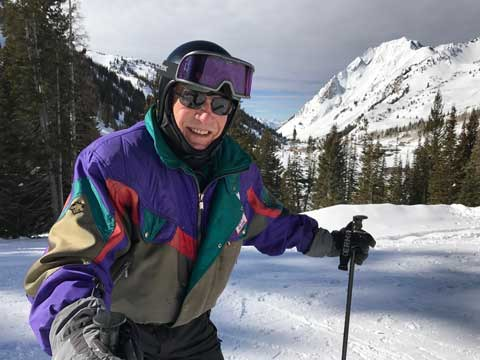 The Secret to a Long Life (of Skiing)