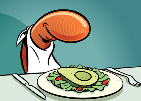 Roundworms Live Longer on the Mediterranean Diet. Will People?