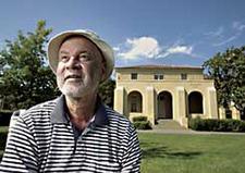 Campus Mourns Historian, Longtime Branner RF