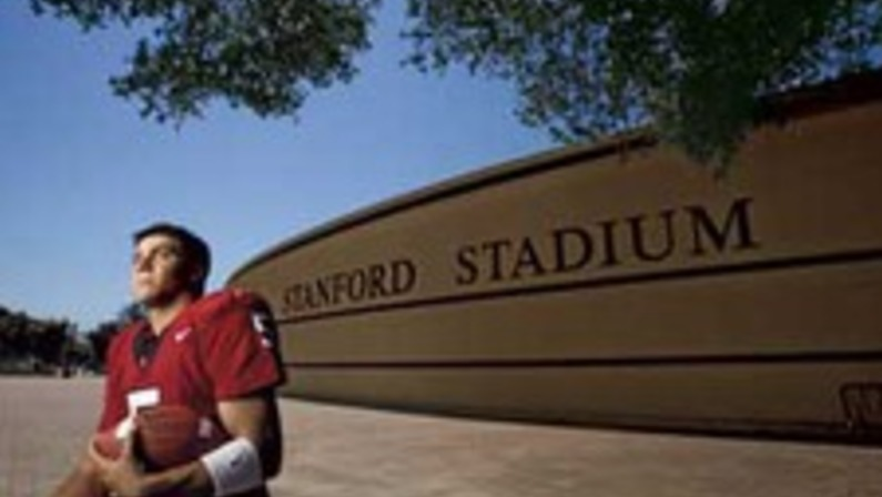 Ready for Kickoff   STANFORD magazine