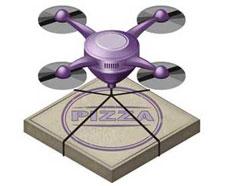 Drones - pizza