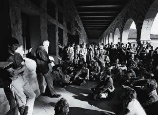 Students shut down AEL