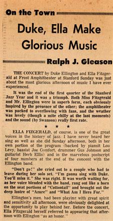 Jazz - Ella Review
