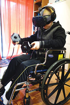 VR - Pain Mgmt