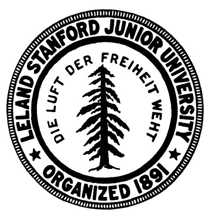 Image of original university seal.