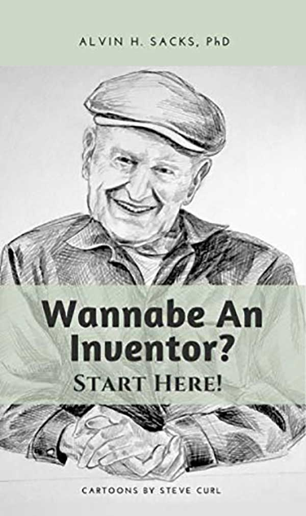 Wannabe an Inventor? Start Here! Book Cover