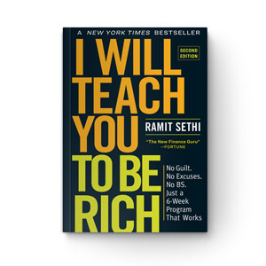 Photo of I Will Teach You To Be Rich cover