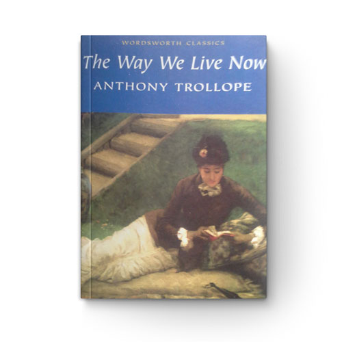 The Way We Live Now book cover