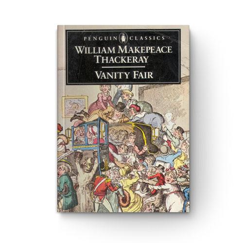 Vanity Fair book cover
