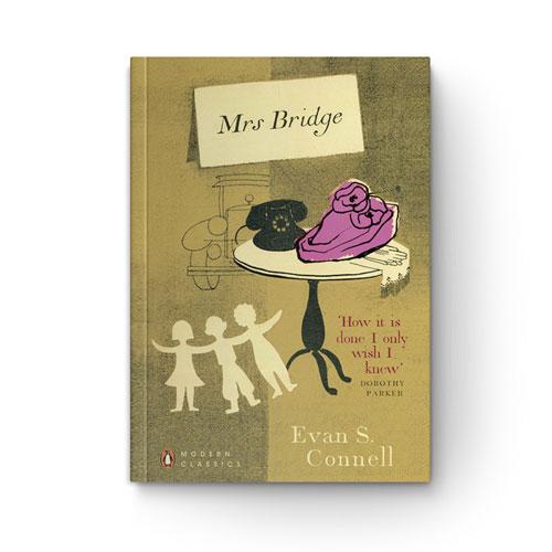 Mrs. Bridge book cover