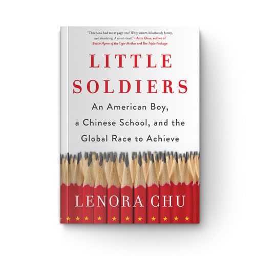 Little Soldiers book cover