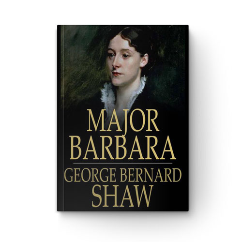 Major Barbara book cover