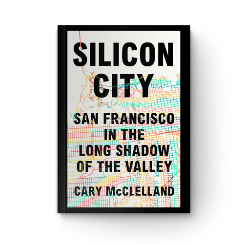 Silicon City book cover
