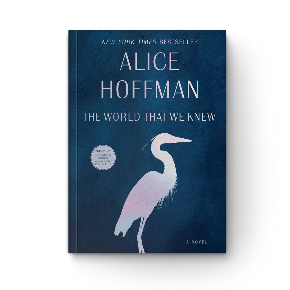 """Book cover for """"The World That We Knew"""" by Alice Hoffman"""