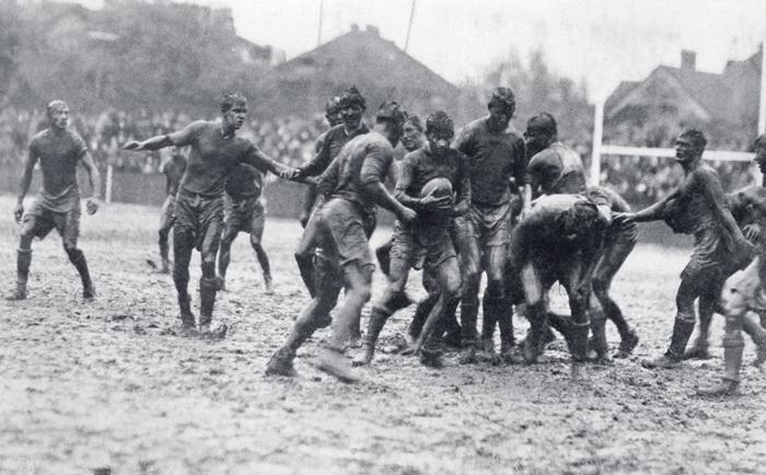 1912 Big Game, the Mud Bowl