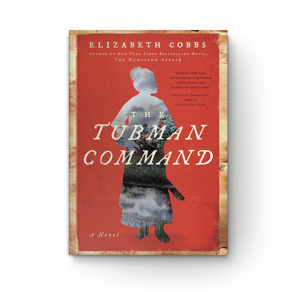 Photo of book cover of The Tubman Command