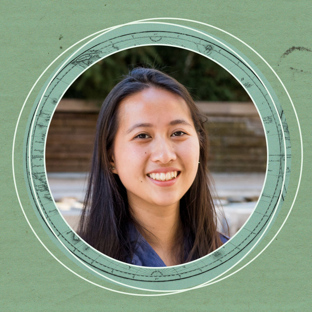 Portrait of Zoe Ong
