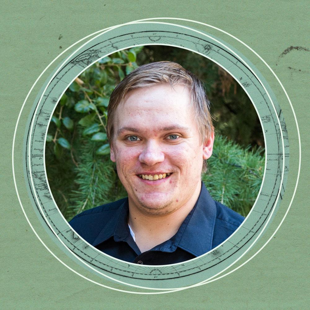 Portrait of Matthew Riley