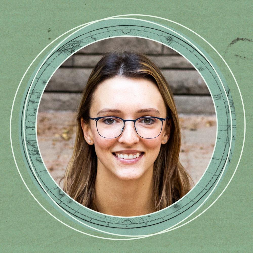 Portrait of Rachel Vaughan
