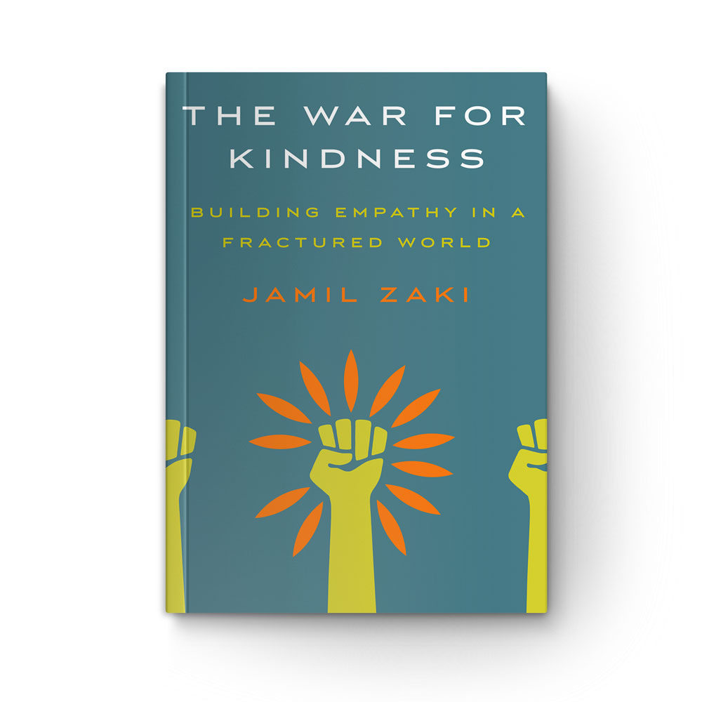 The War for Kindness: Building Empathy in a Fractured World book cover