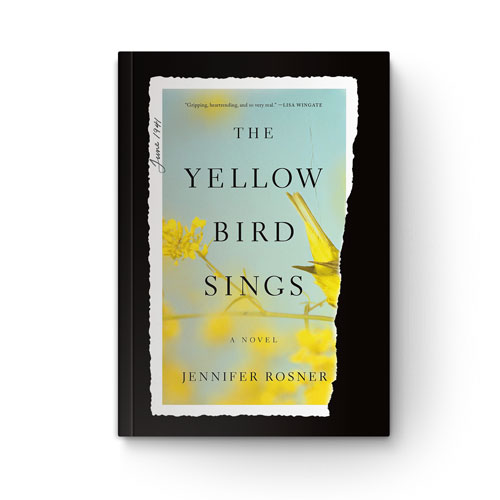 The Yellow Bird Sings book cover