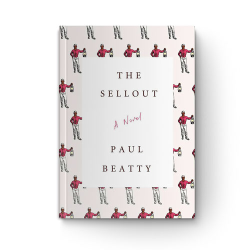 The Sellout book cover