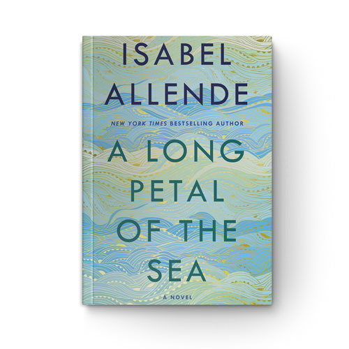 Long Petal of the Sea book cover
