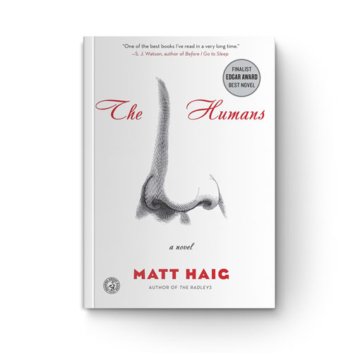 The Humans book cover