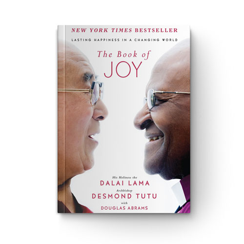 The Book of Joy: Lasting Happiness in a Changing World book cover