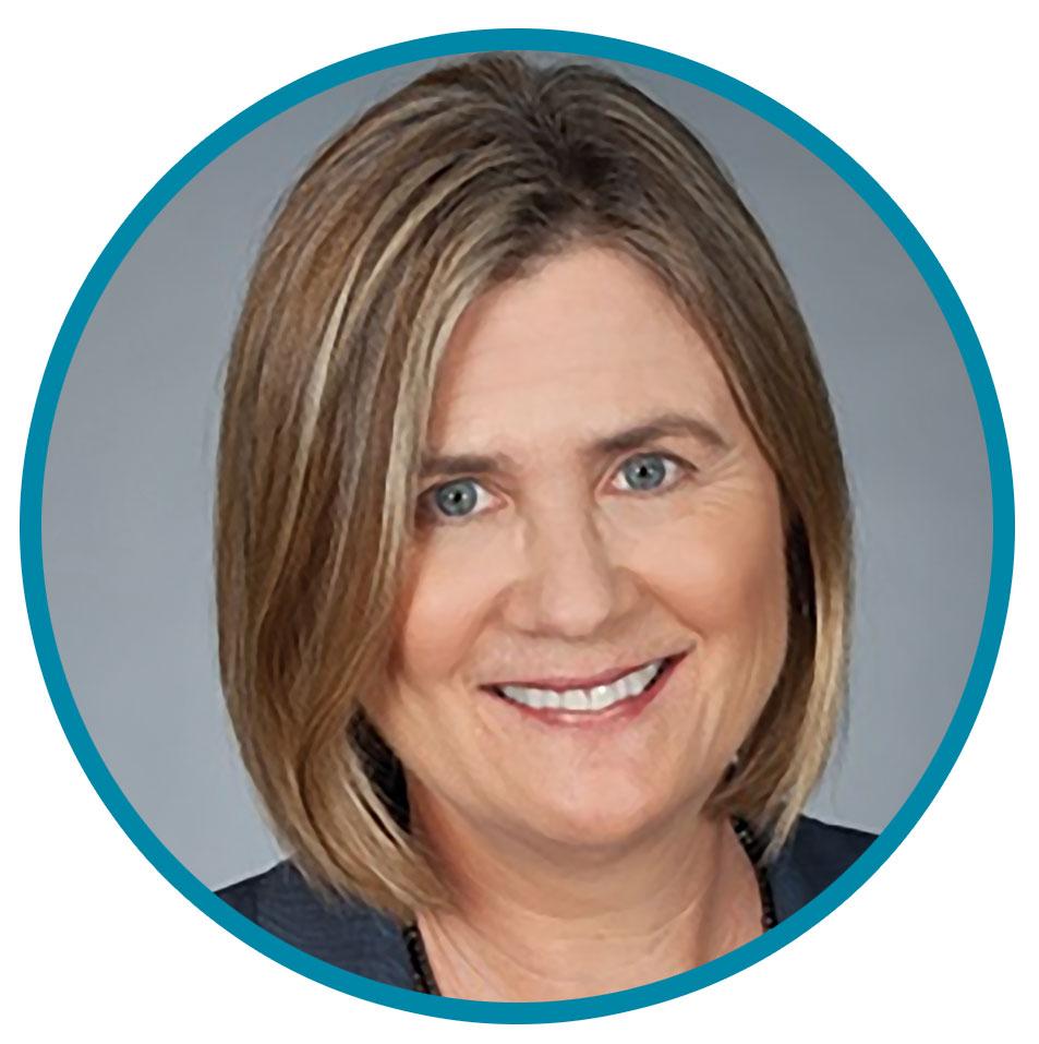 Portrait headshot of Sara Cody.