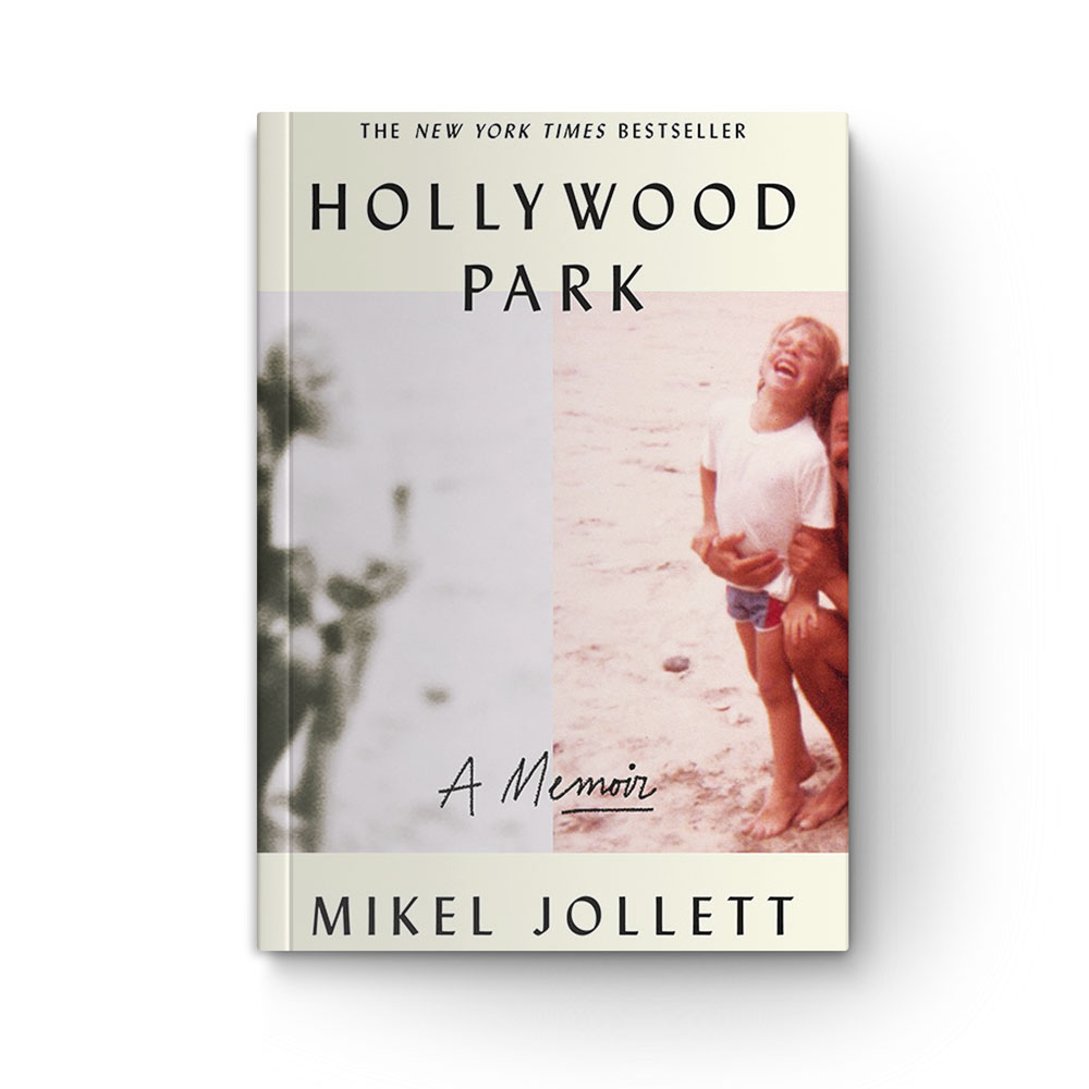 Hollywood Park book cover.