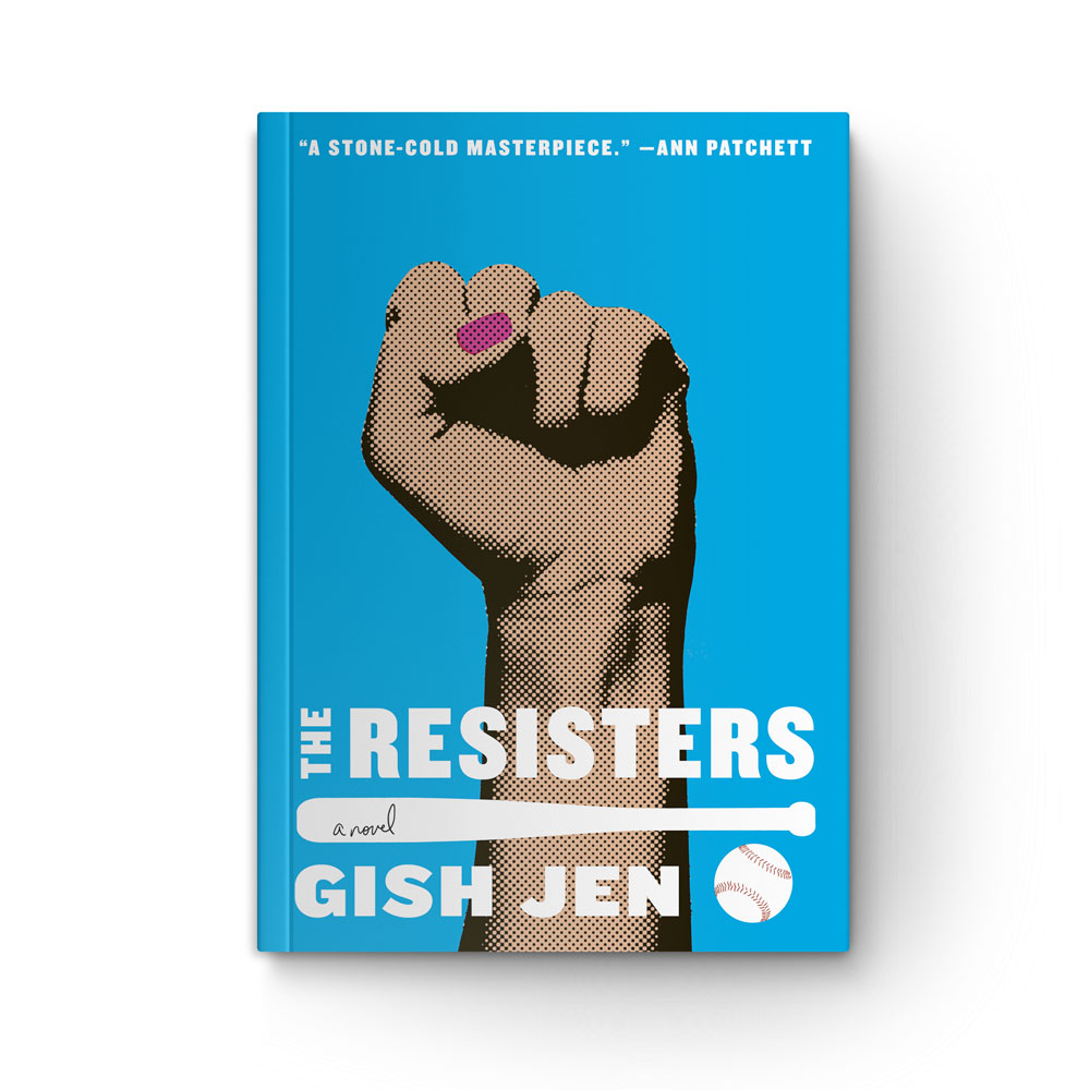 The Resisters book cover.