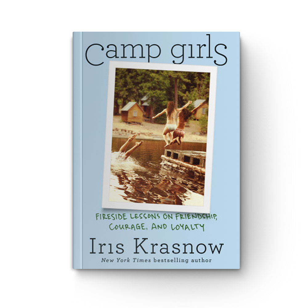 Camp Girls: Fireside Lessons on Friendship, Courage, and Loyalty book cover.