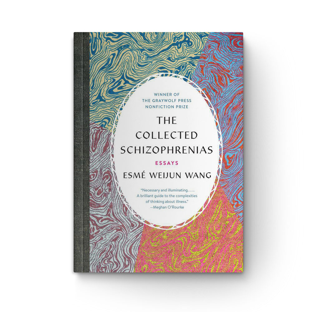 The Collected Schizophrenias book cover.