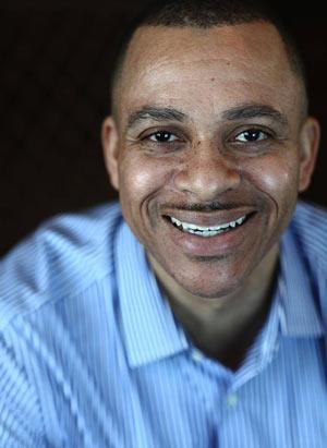 Portrait of Johnathon Briggs