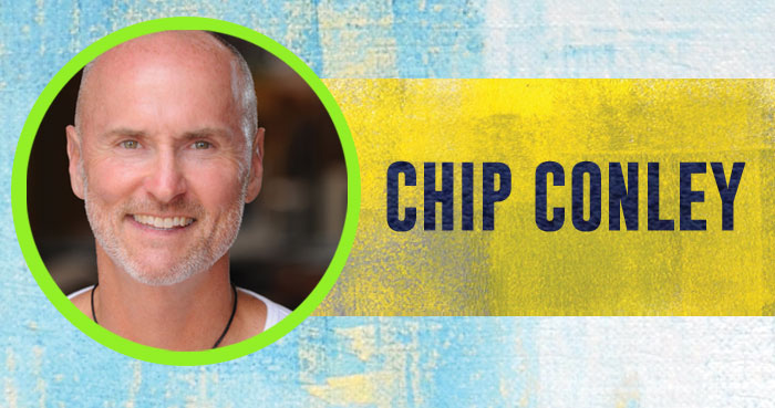 Headshot of Chip Conley.
