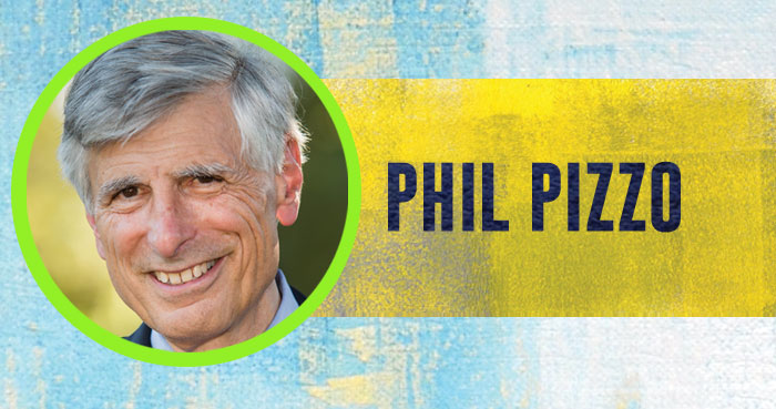 Headshot of Phil Pizzo.